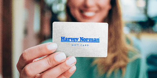 Corporate Gift Cards at Harvey Norman New Zealand