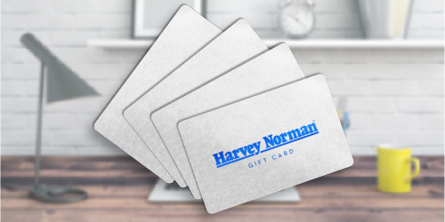 Harvey Norman New Zealand Gift Cards