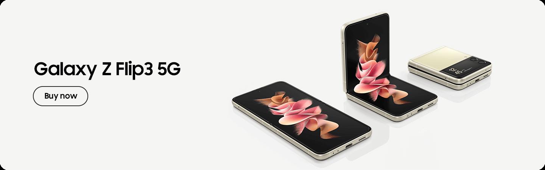The new Galaxy Z Flip3 5G - Buy now