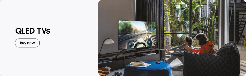 QLED TVs - Buy now